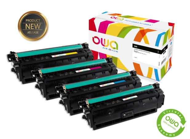 Nouveautés Gamme OWA cartouches laser - novembre 2019