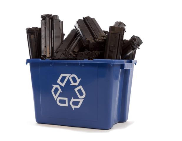 Comment recycler les cartouches d'impression vides en entreprise ?