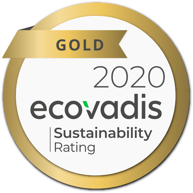 Armor Office Printing obtains the GOLD Ecovadis label