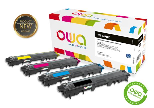 Nouveautés Gamme OWA cartouches laser - mars 2020