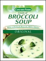 Broccoli Soup Original