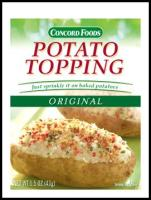 Potato Topping