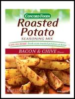 Roasted Potato Bacon & Chive