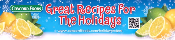Great Holiday Recipes