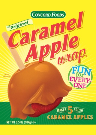 Concord Food's Caramel Apple Wrap