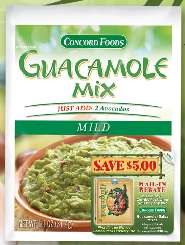 Concord Foods Guacamole Pouch resized 600