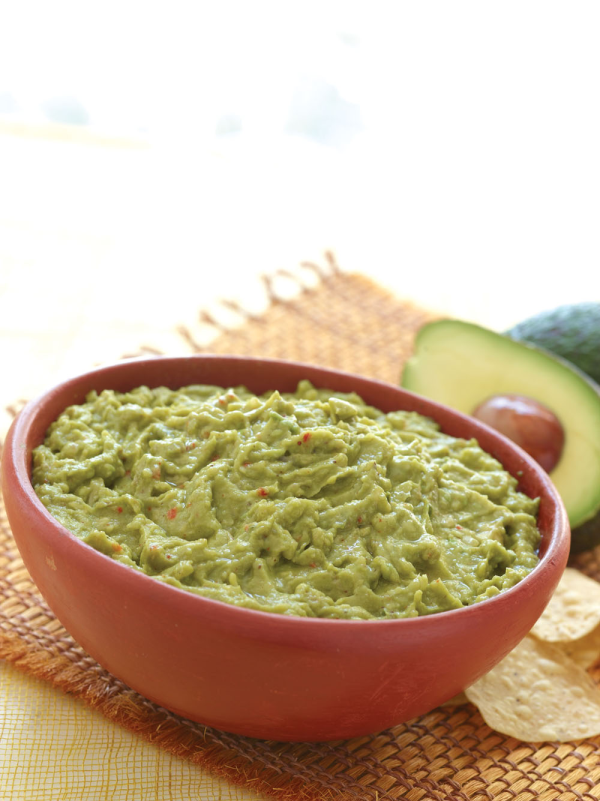Tailgate with Concord Foods Guacamole Mix