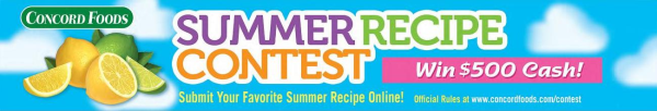 Summer Recipe Promotion resized 600