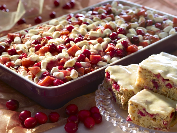 Casserole Bars are made easy with Concord Foods.