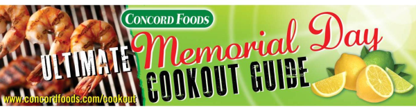 Memorial Day Cookout Guide