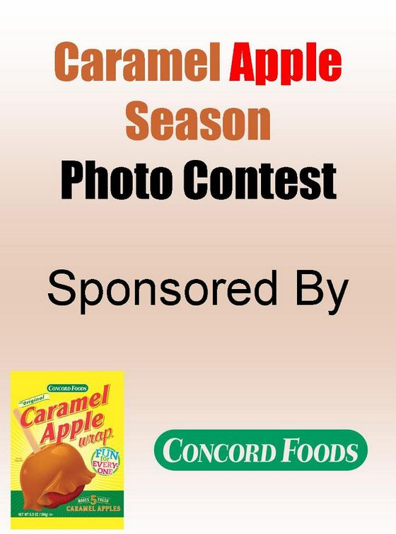Caramel Apple Photo Contest