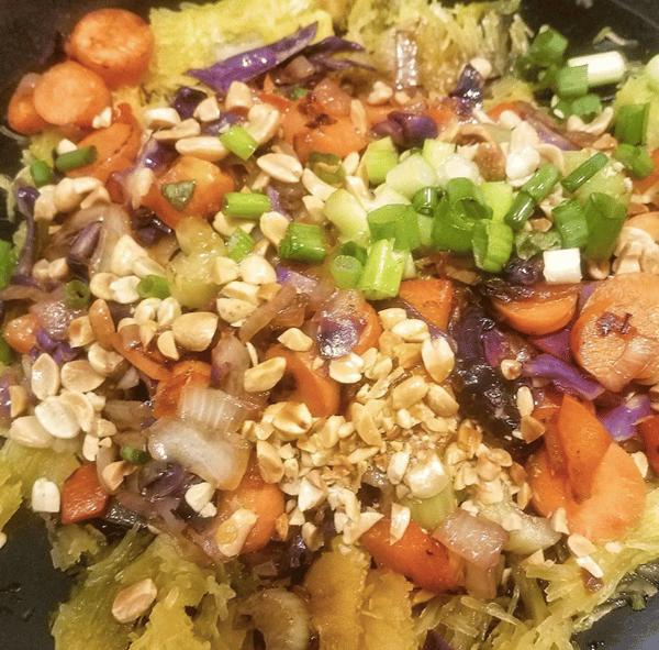 Low-Carb Pad Thai Recipe