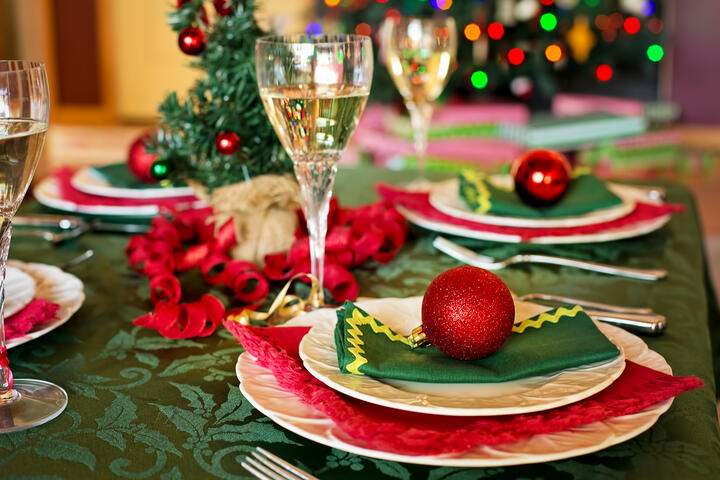 12 Healthy Eating Tips for the Holidays