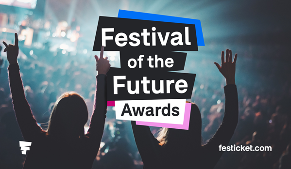Pukkelpop and Appmiral win Festicket's 'Festival of the Future' award
