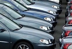 Automotive rental fleet