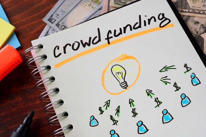 Crowdfunding, Part I: Common Types of Crowdfunding