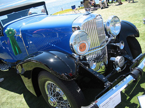 exchanges of vintage cars