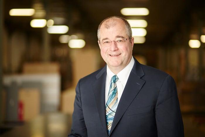 Pat Frawley - Accruit CFO