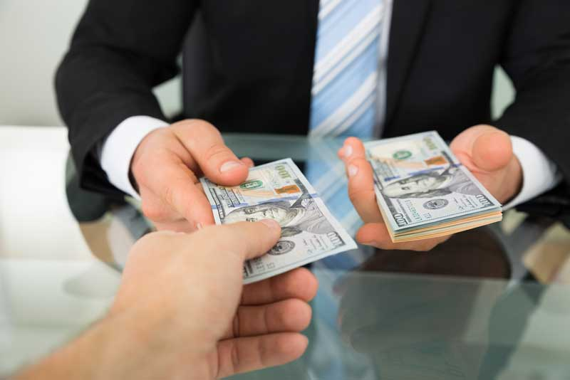 Return of Exchange Funds in a 1031 Tax Deferred Exchange