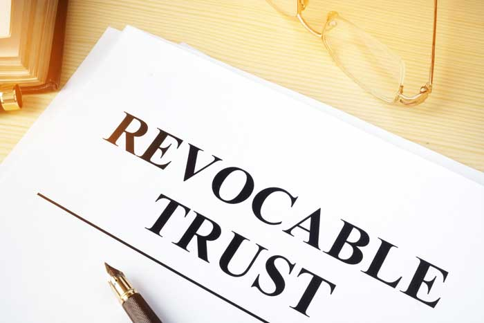 What is a revocable trust