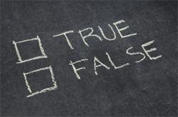 Myths vs. Reality