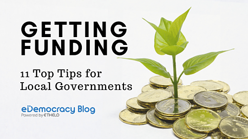 11 Tips to Secure Funding from your next Government Grant Application