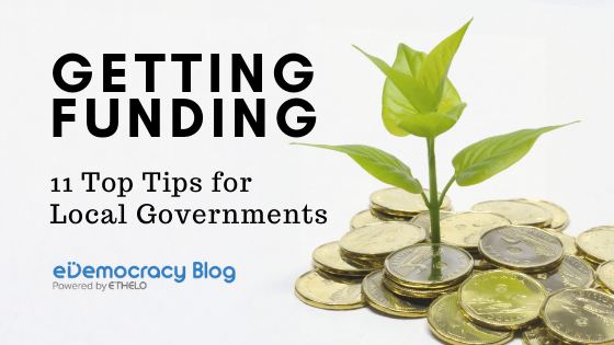 Tips on Getting Government Grant Funding
