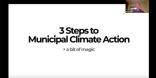 eDemocracy Webinar Explores How Local Governments Can Lead Climate Action