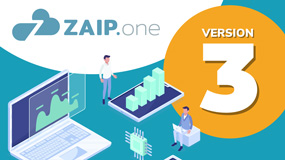 What's new in ZAIP.one v3