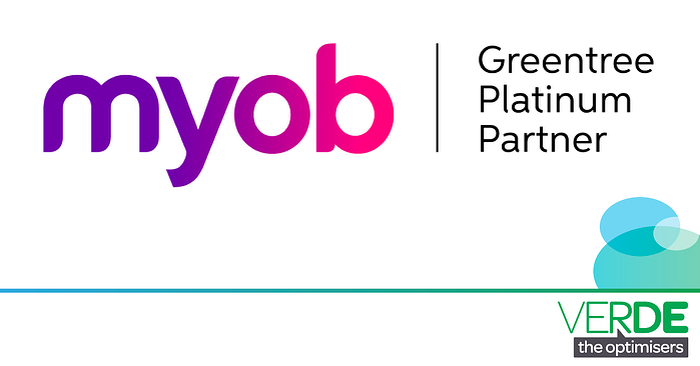 Verde achieves MYOB Platinum Partner Status