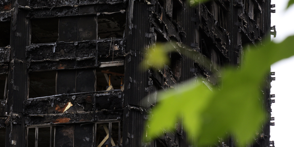 UK: Theresa May to go Beyond Grenfell Review and Ban Flammable Cladding