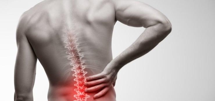 mismanaged back pain