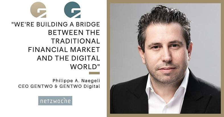 A Bridge Between the Traditional Financial Market and the Digital World