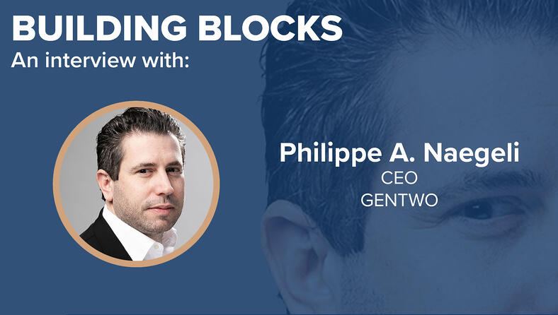 Crypto Finance Magazine: An interview with GENTWO CEO Philippe A. Naegeli