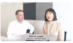 [Ampliv TV] Feat. Patrick Loepfe at GENTWO Digital – Perspectives on Digital Securities
