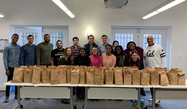Legal Innovators Ends 2019 With Day of Service, Underscoring it's Commitment to the Community