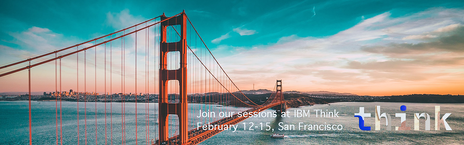 Collaboration Software sessions at IBM Think Sanfrancisco