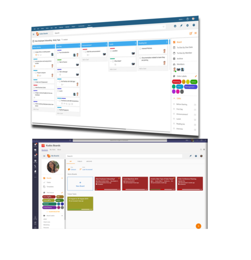 Kudos Boards for Office365