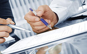 contract negotiation  - 6 steps to avoiding the cashflow gap