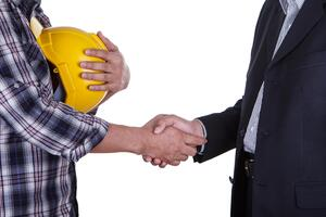 handshake 1 - 6 steps to avoiding the cashflow gap