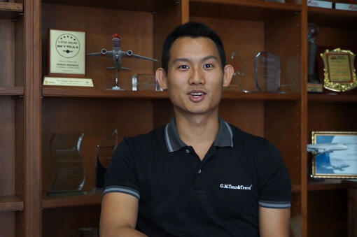 Neos IT Services' Testimonial Video with GM Tour and Travel