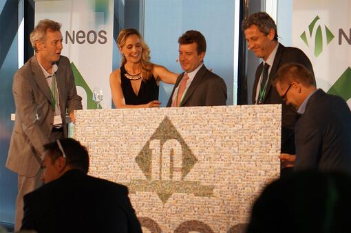 10th anniversary of Neos IT Services