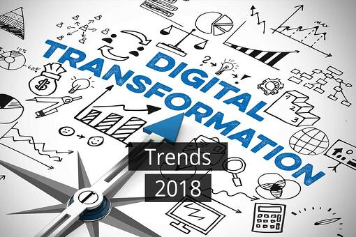 Top Trends for Digital Transformation in 2018