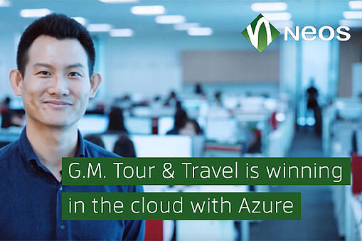 Video : How G.M. Tour & Travel is winning in the cloud with Microsoft Azure