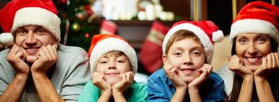 Ayuda a tu hijo a practicar su inglés con canciones navideñas
