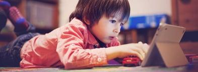 Páginas y apps para que tu hijo aprenda inglés divirtiéndose