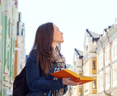 Inglés para estudiar| en el extranjero