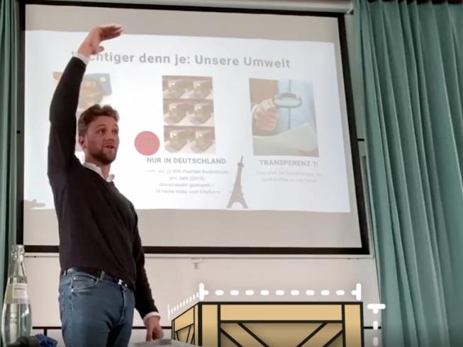 Rodentizidnutzung in Deutschland