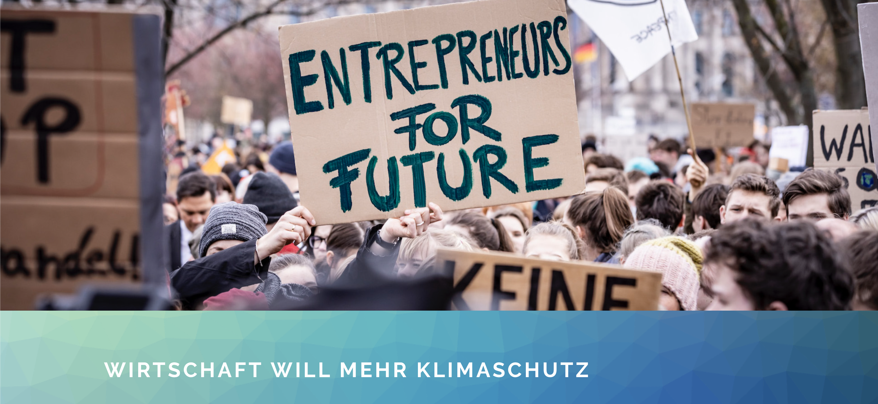 Biotec Klute bei Entrepreneurs For Future