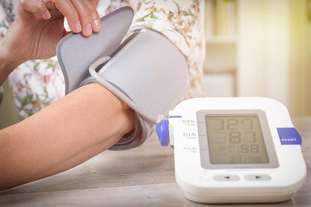 High Blood Pressure and Heart Disease